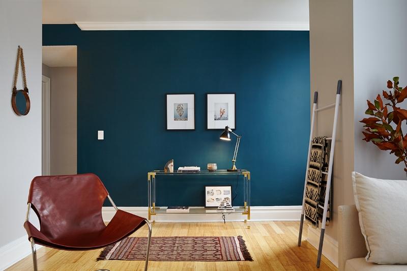 Room at The Touraine Apartments in Rittenhouse Square Philadelphia