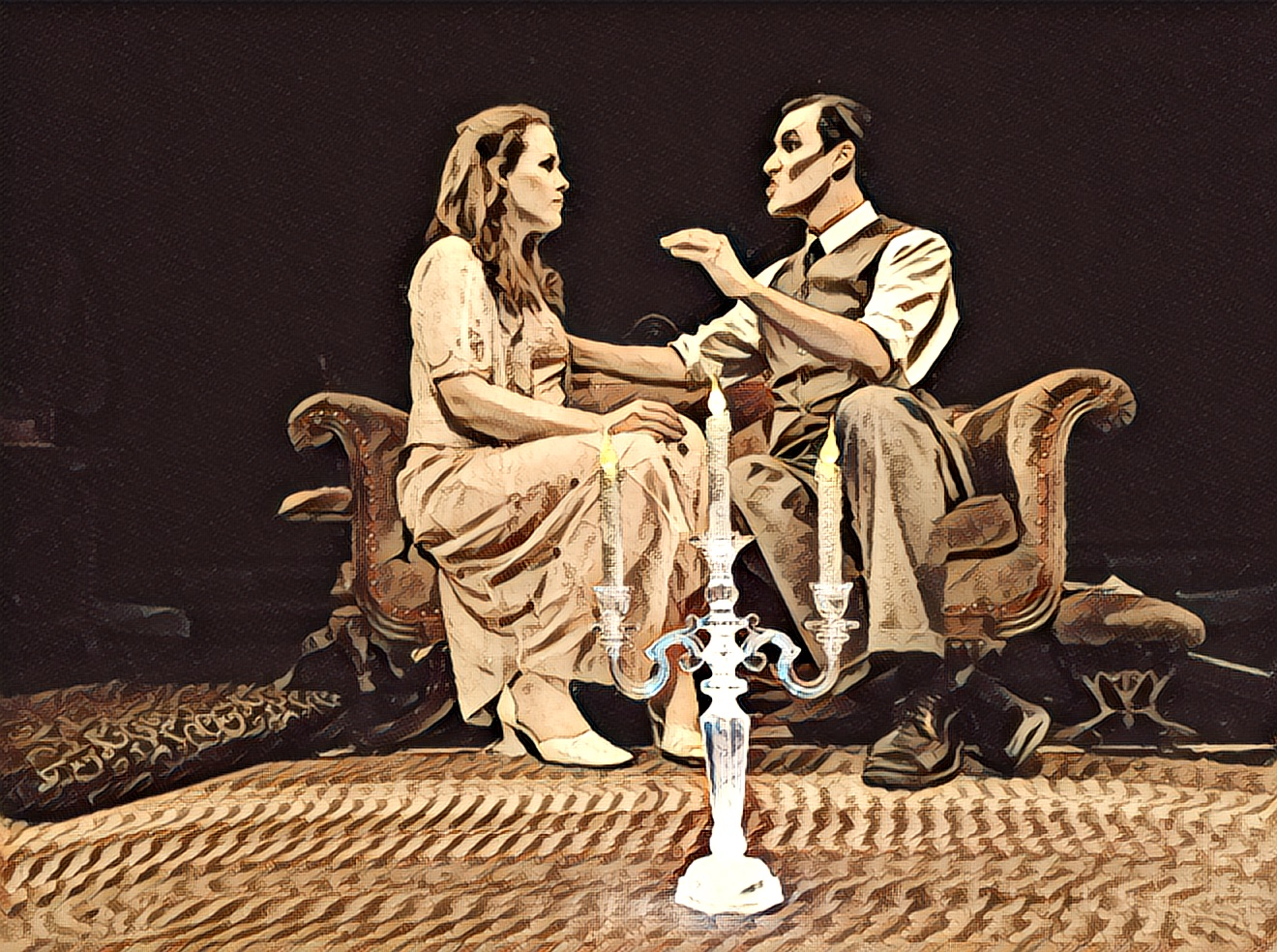 THE GLASS MENAGERIE - Spring 2017