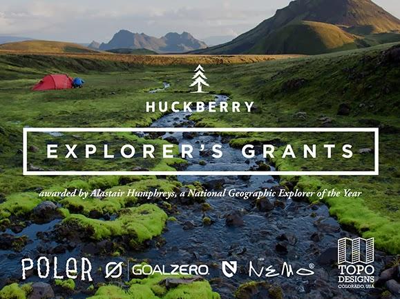Huckberry Explorer Grant