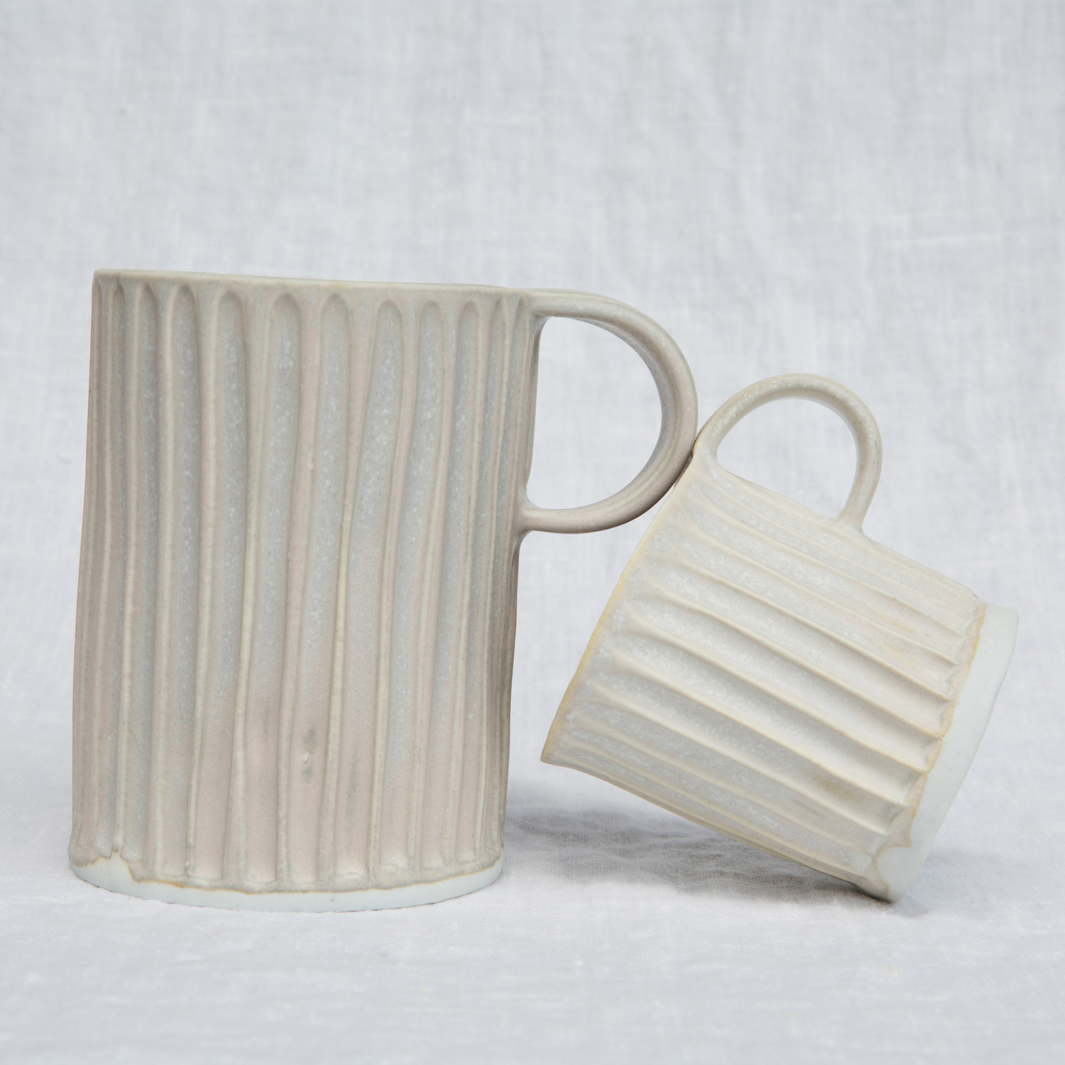 Mt. Washington Pottery - Column Mug $60
