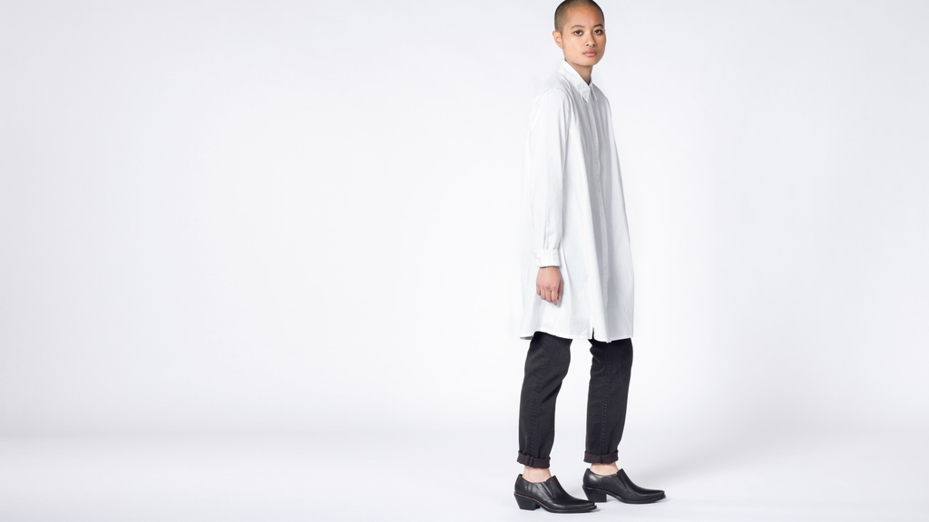 WIldfang - Snowburst Shirt Dress $80