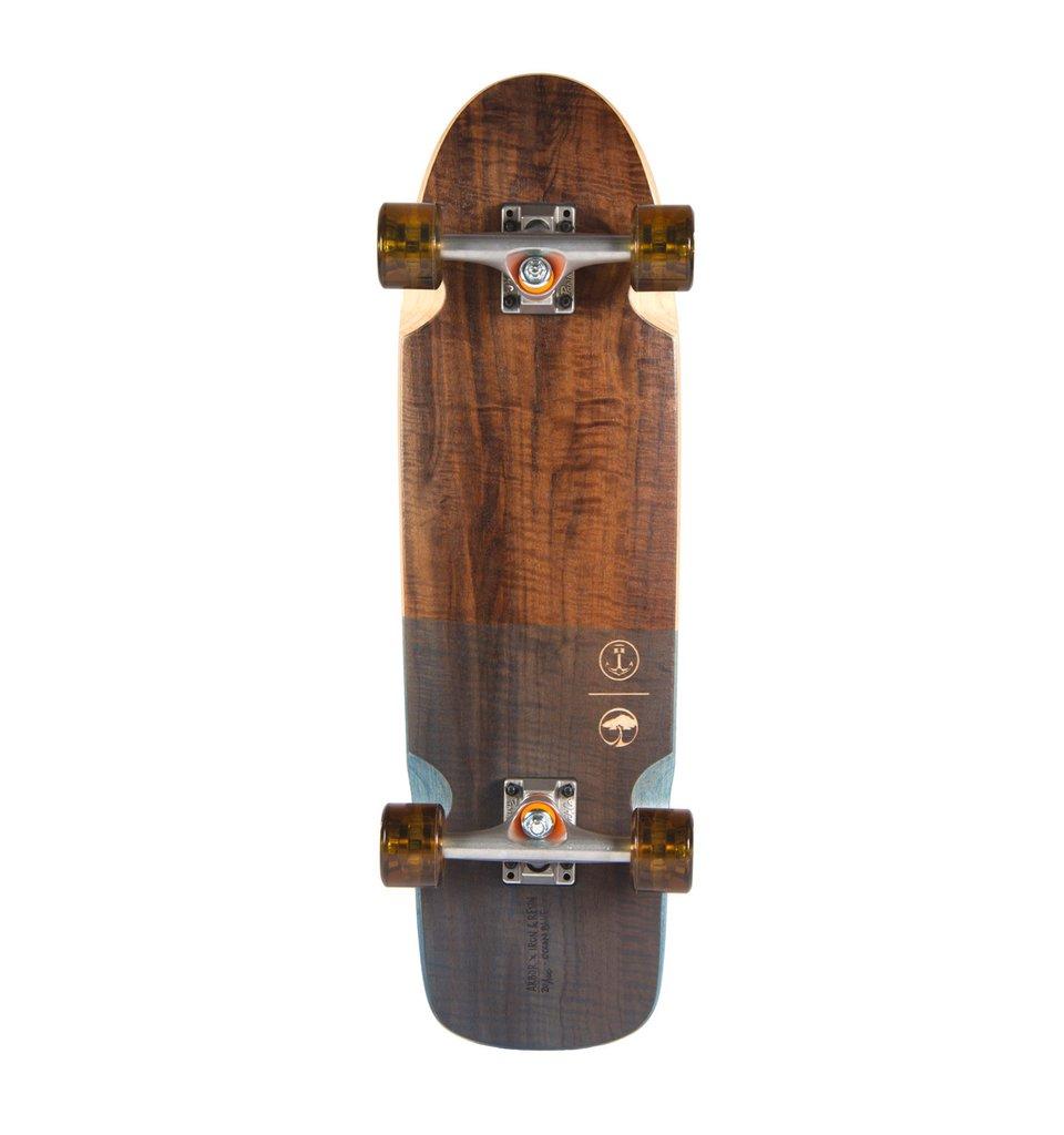 Iron and Resin x  Arbor Pilsner - Skateboard $299