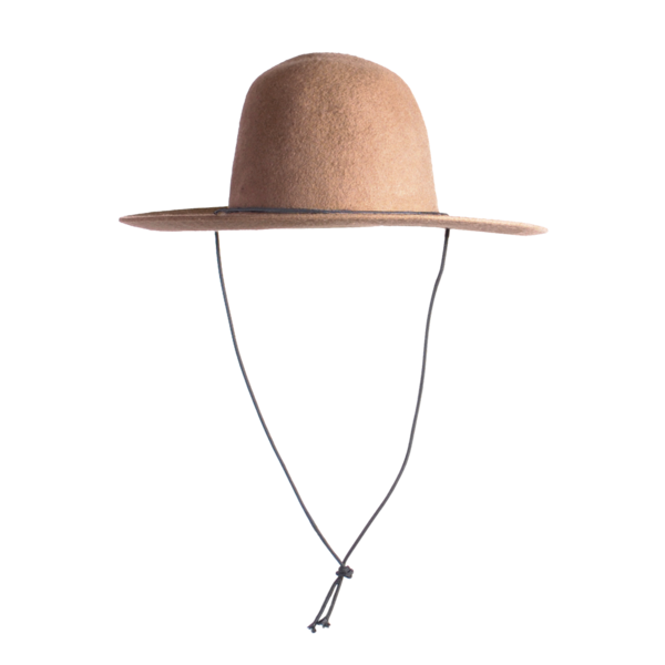 Westerlind - Felt Hat with Cord $98
