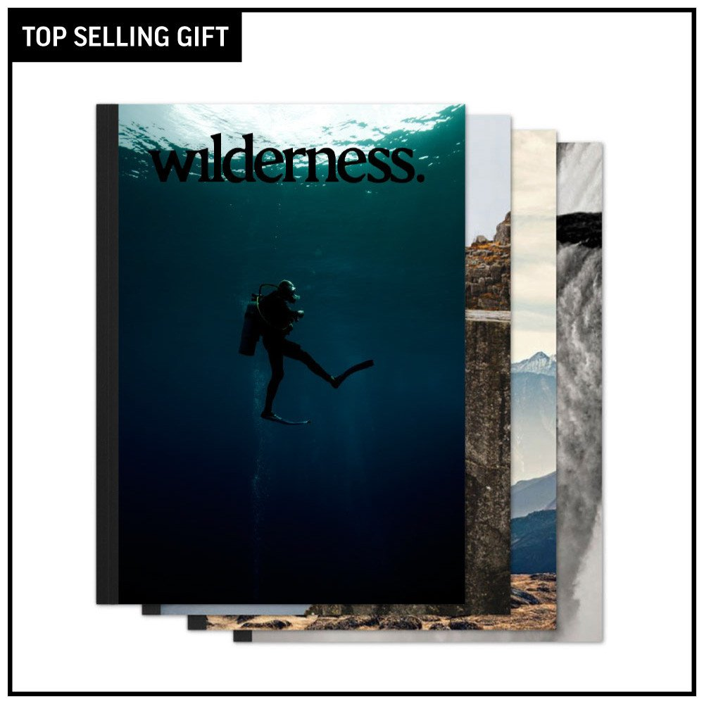 Wilderness. Collective - 1 Year Subscription $64