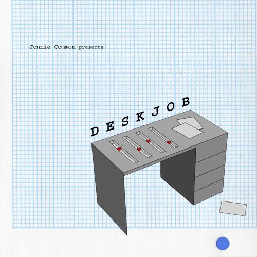 Various Artists  Deskjob  2011  CD   BUY  /  LISTEN