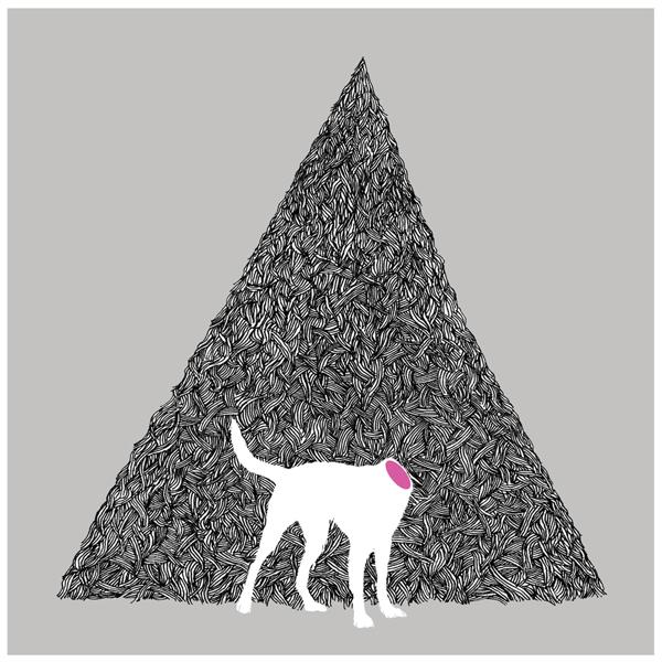 Jonnie Common  Hair Of The Dog  2011  SCREEN PRINT / DL   BUY  /  LISTEN