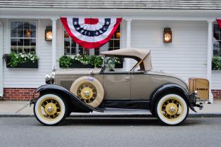 1930 Model A Ford_Mark RogerBailey