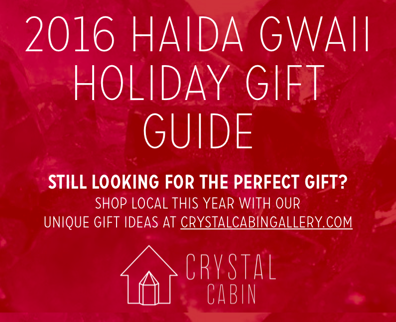 Haida Gwaii Holiday Gift Guide