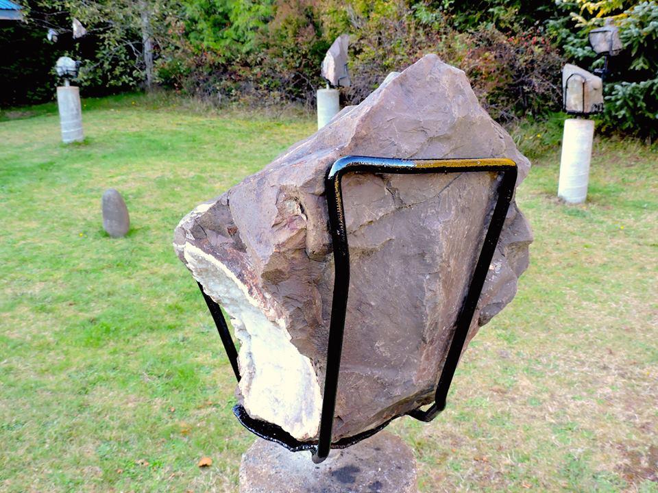 The Tlell Stone Circle in Haida Gwaii