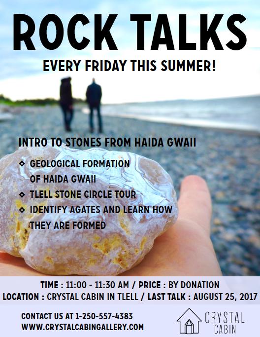 Tlell Stone Circle Haida Gwaii