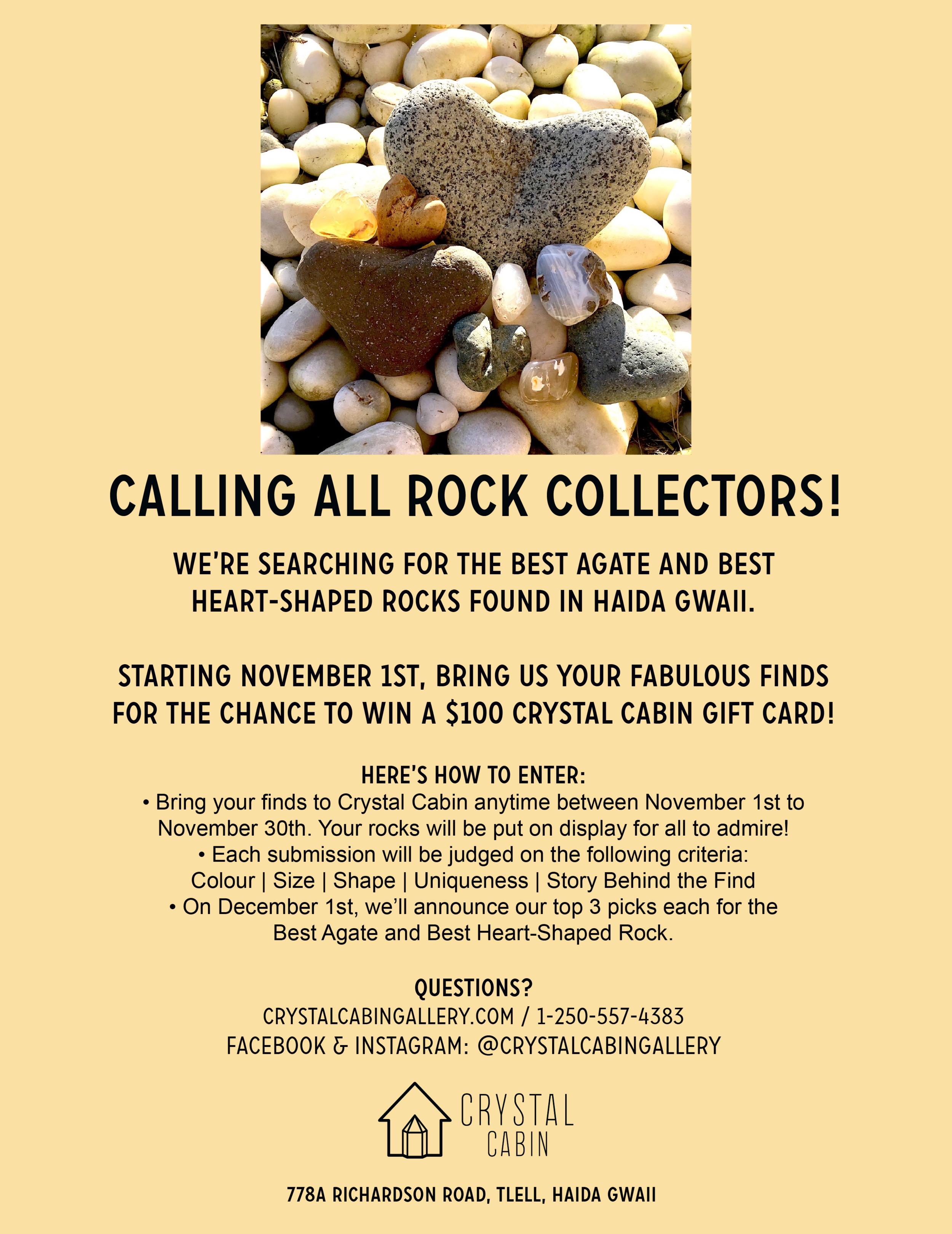 Rock FInder Contest!