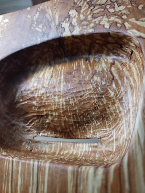 Northwest coast carving wood SH3