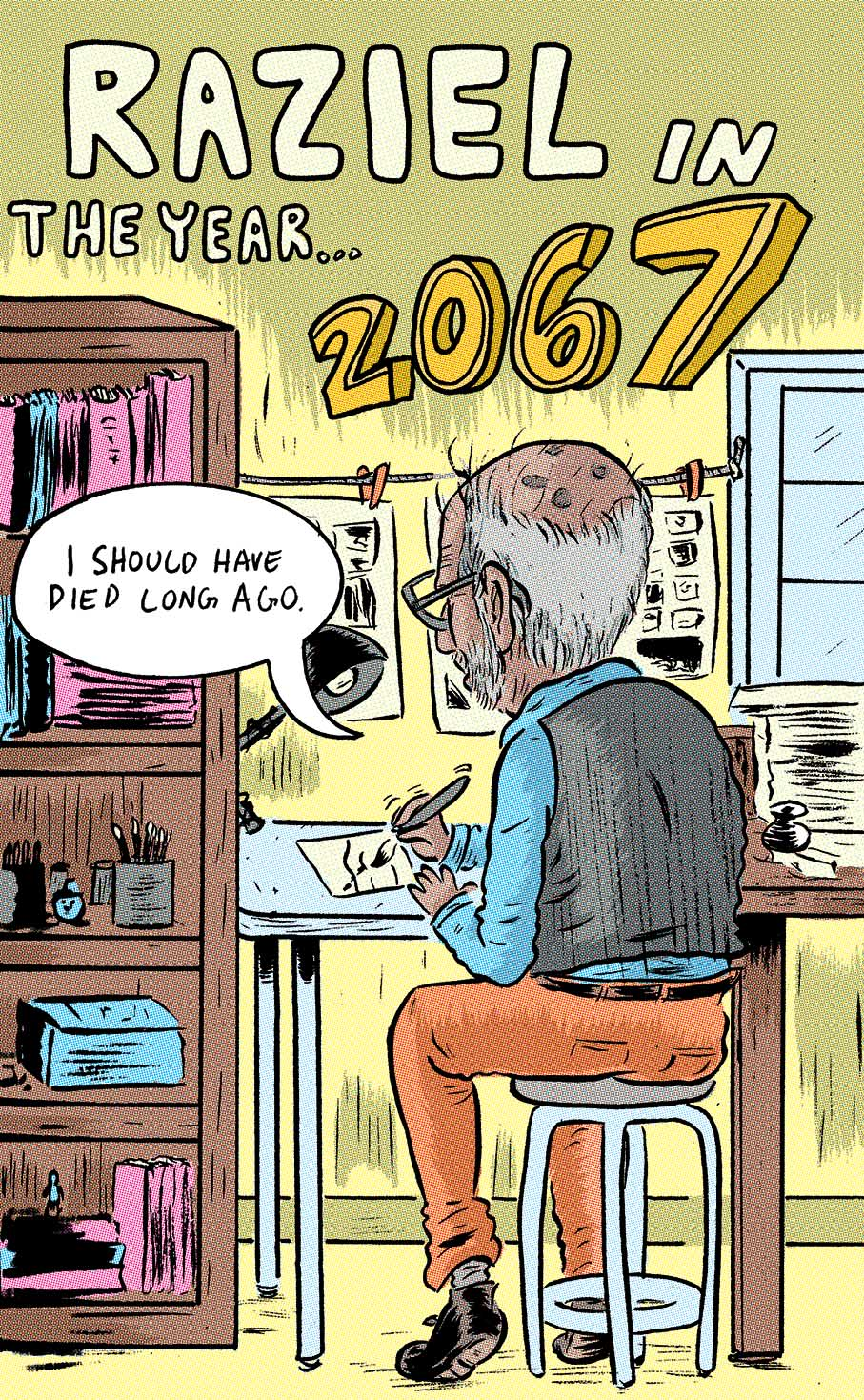 Raziel in the Year 2067