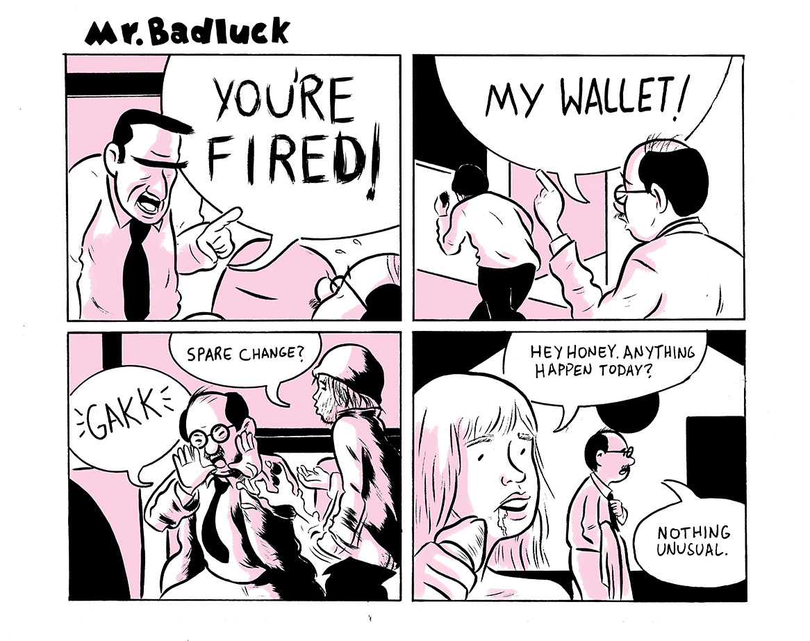 Mr. Badluck