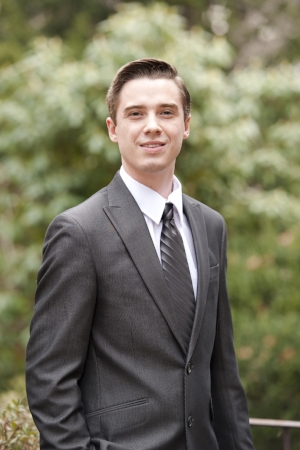 "Gordon Dakota ""Koty"" Arnold, Spring 2018 John Jay Fellow, graduated from Regent University with a degree in Government. He begins a Masters program in Politics at Hillsdale College in the Fall of 2018."