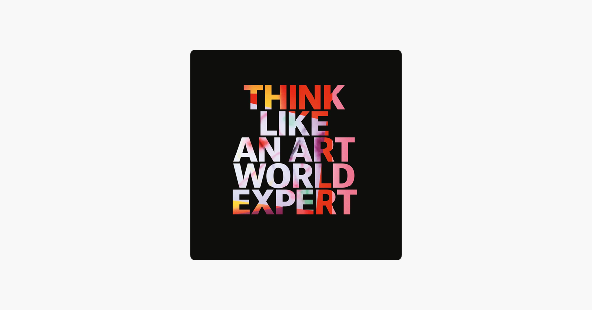 ALEXANDER CASPARI IS INTERVIEWED ON HIS ROLE AT ENCOUNTER CONTEMPORARY IN CHRISTIES'S PODCAST THINK LIKE AN ART WORLD EXPERT.     May 2019