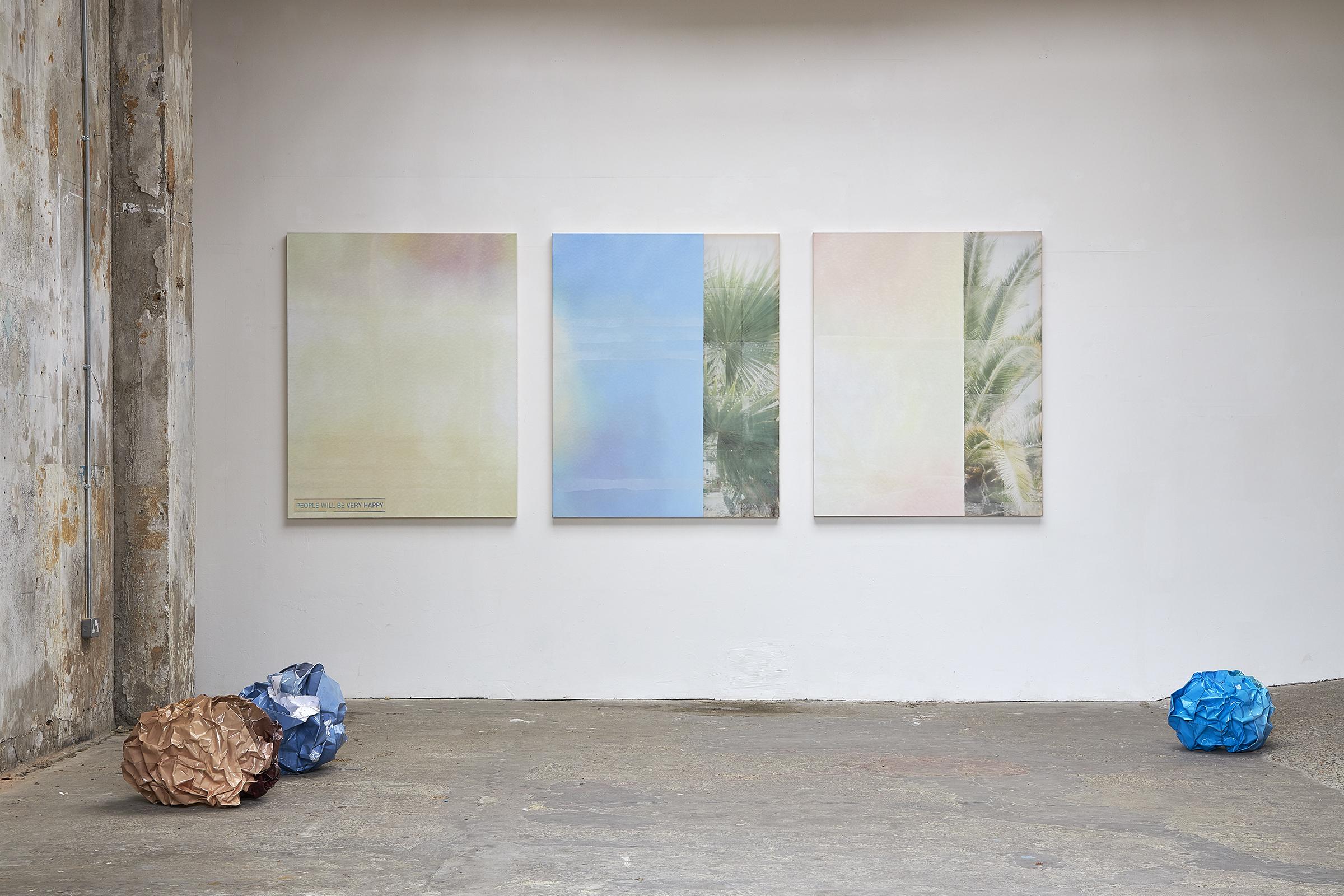 MARTINE POPPE : ARTIST ROOMS : 2019