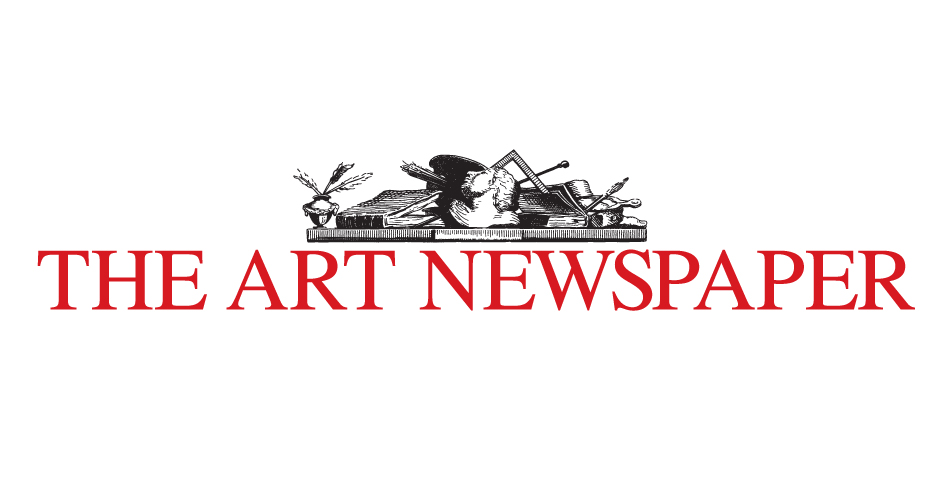 Draw Art Fair Booth Featured in The Art Newspaper