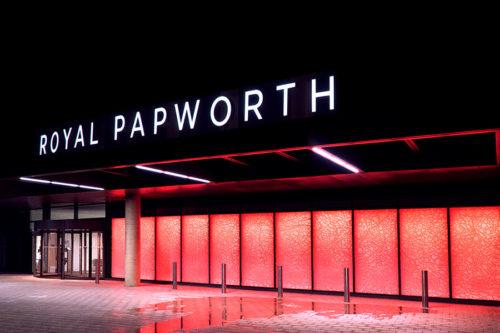 Adam Ball Unveils Papworth Public Commission