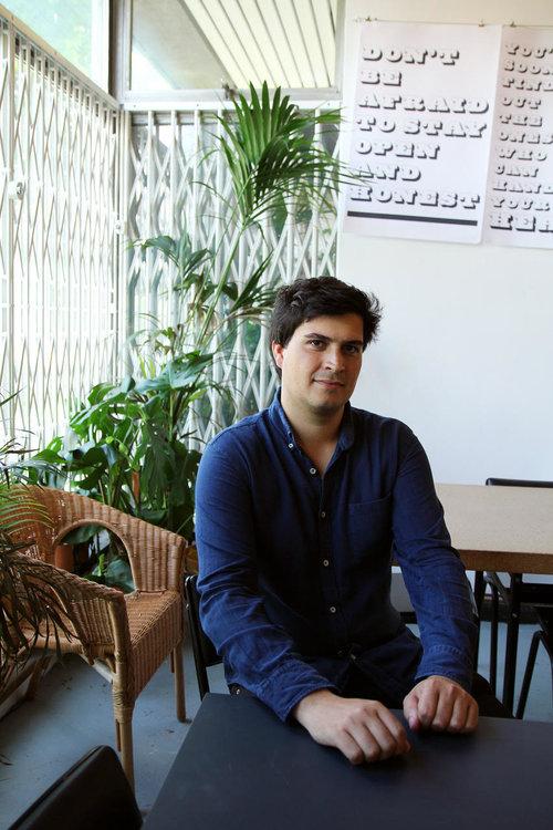 Alexander Caspari Interviewed By Collecteurs Magazine