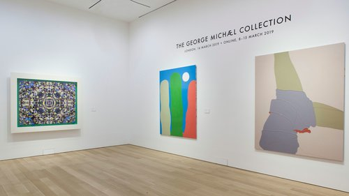 Adam Ball Secures Record Results in Christies George Michael Sale