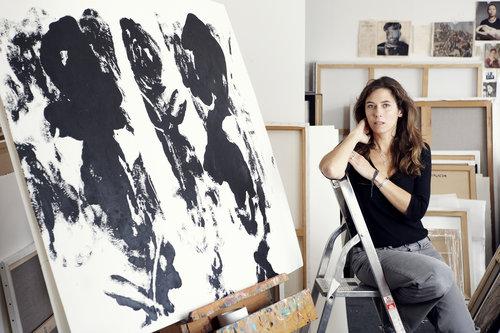 Whitney McVeigh at Draw Art Fair
