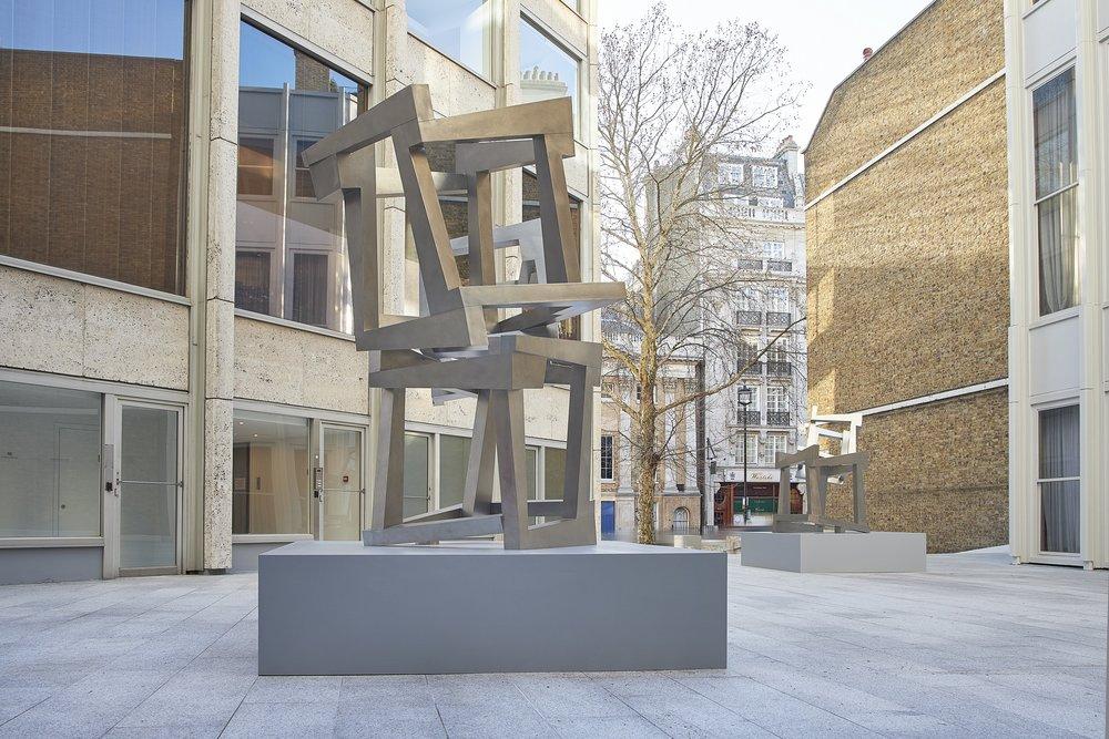 Jedd Novatt 'Chaos' Sculptures Featured in Art & Deal