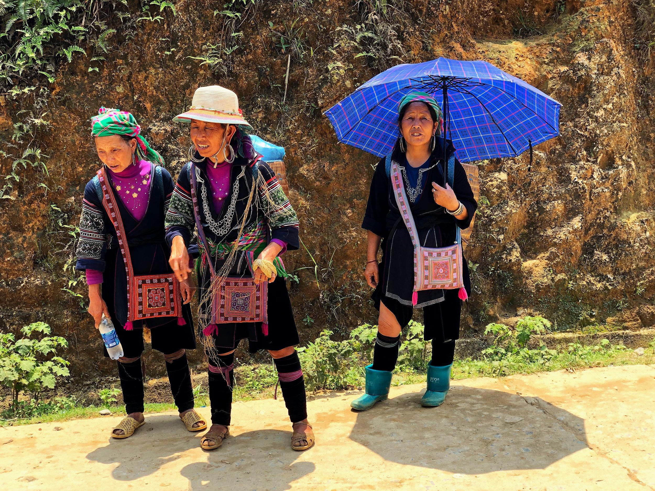 The inspirational ladies of Sapa, Vietnam