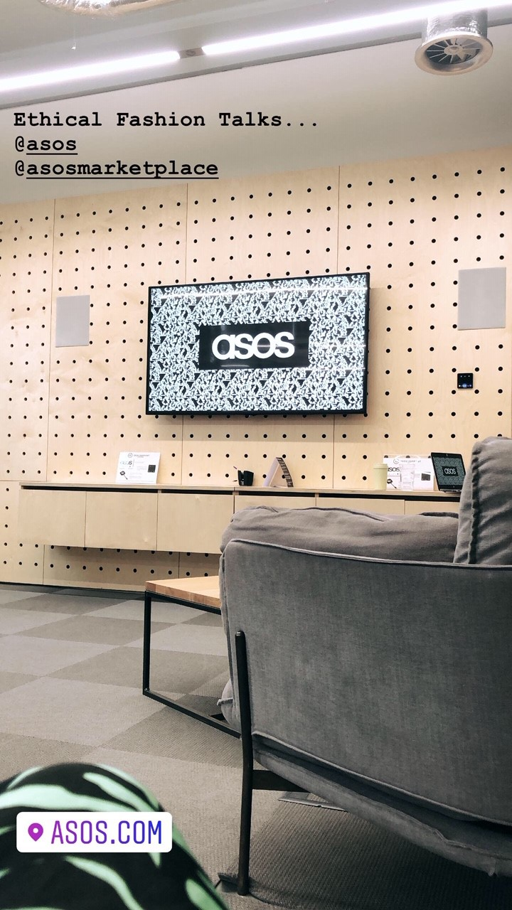 Ethical Talk at ASOS Headquarters