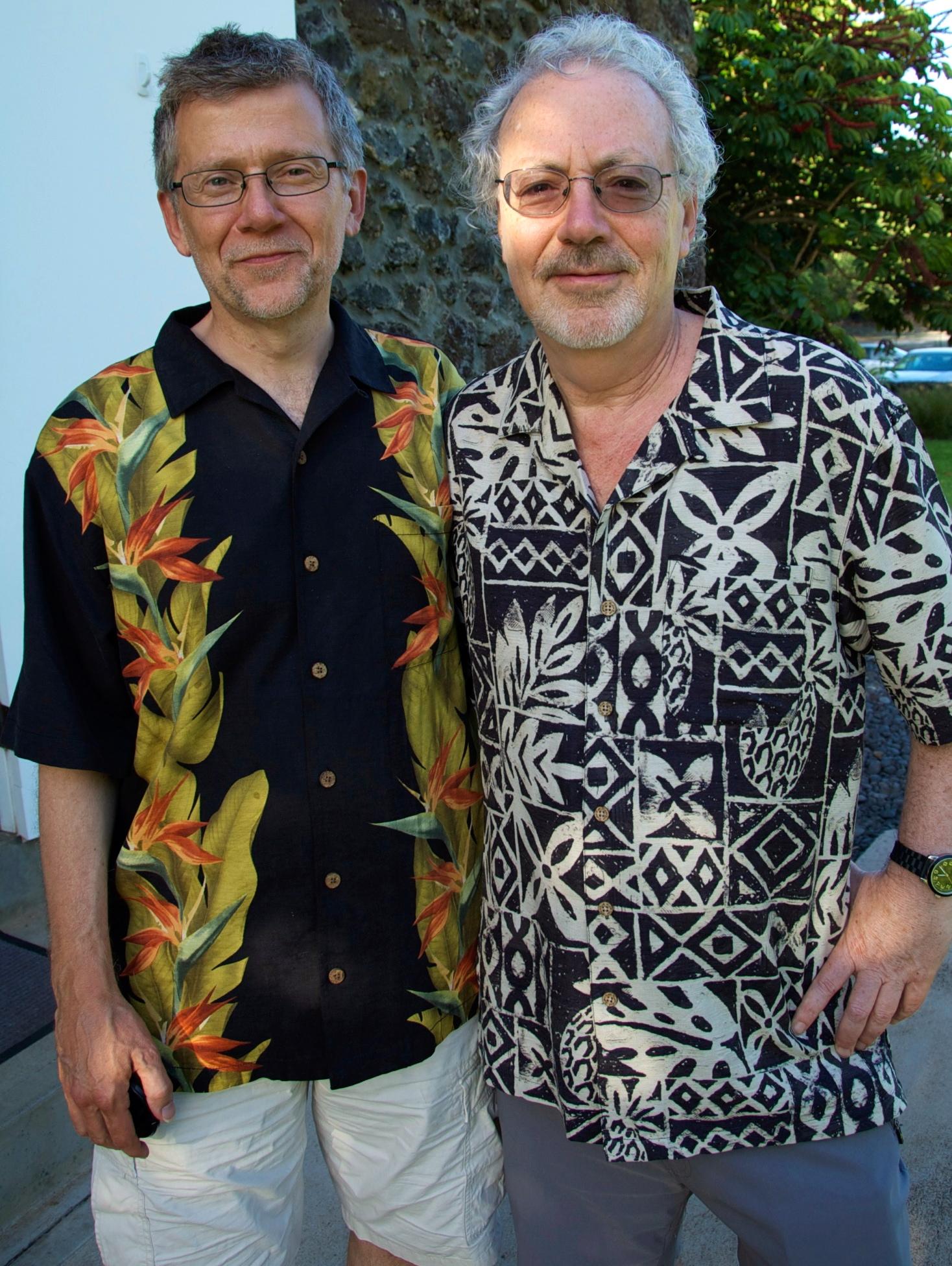 John Olson and Fred Hand (2013)