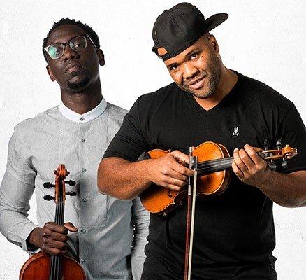 Portland'5 Black Violin