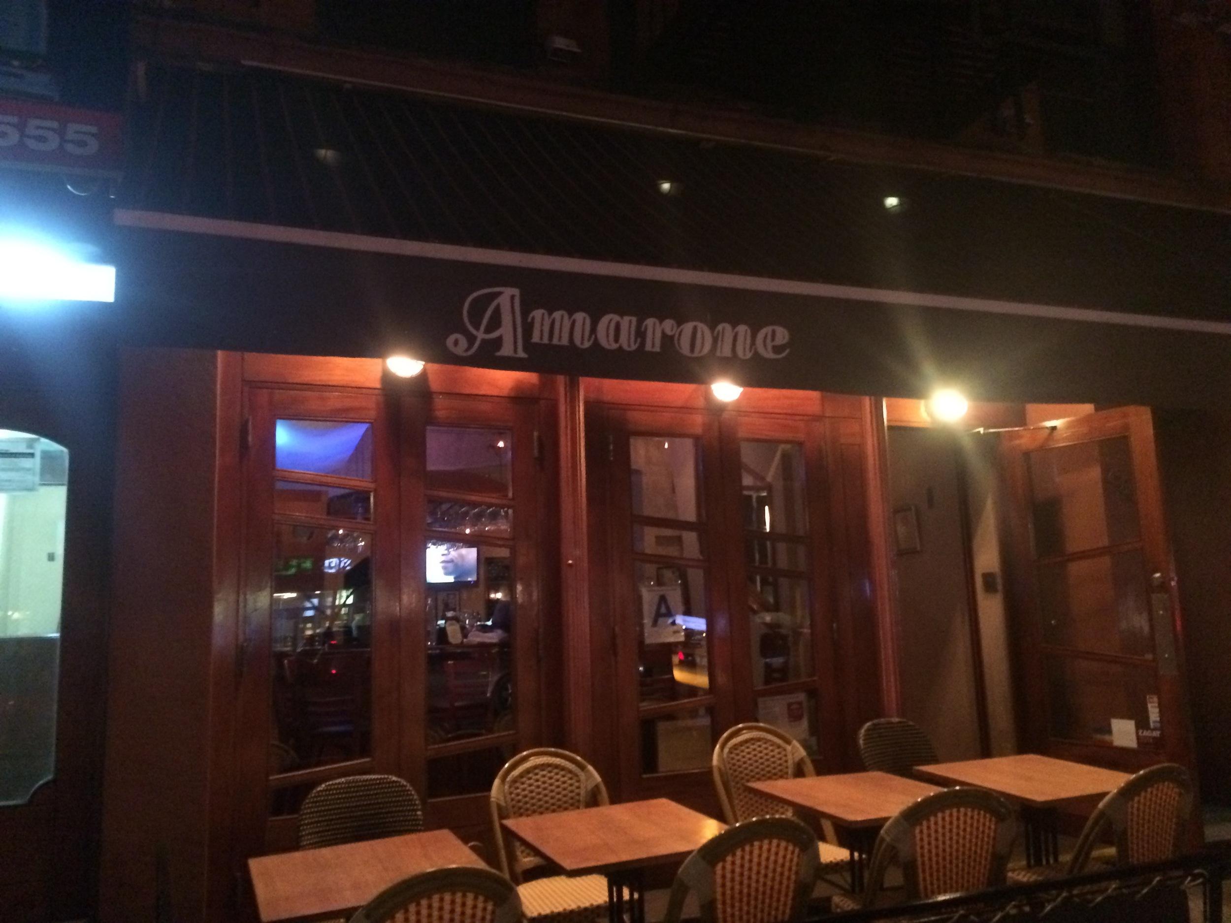 Great Italian Restaurant