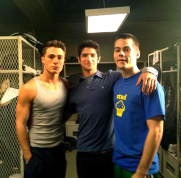 STUD MUFFIN TEEN WOLF SHOW
