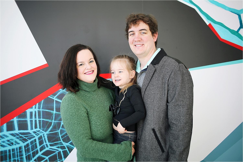 Blacksburg Family Photographer, Moss Arts Center