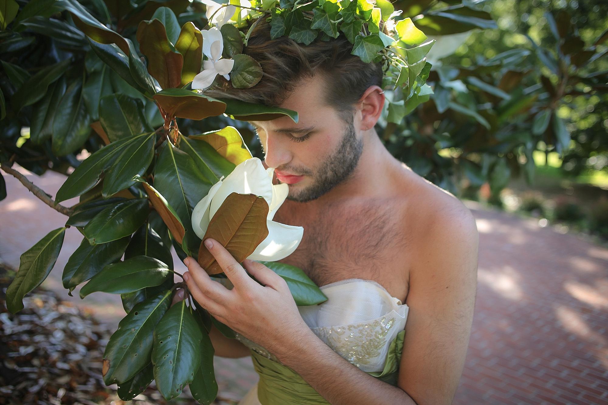 A Midsummer Night's Dream | Beautiful Men in Dresses