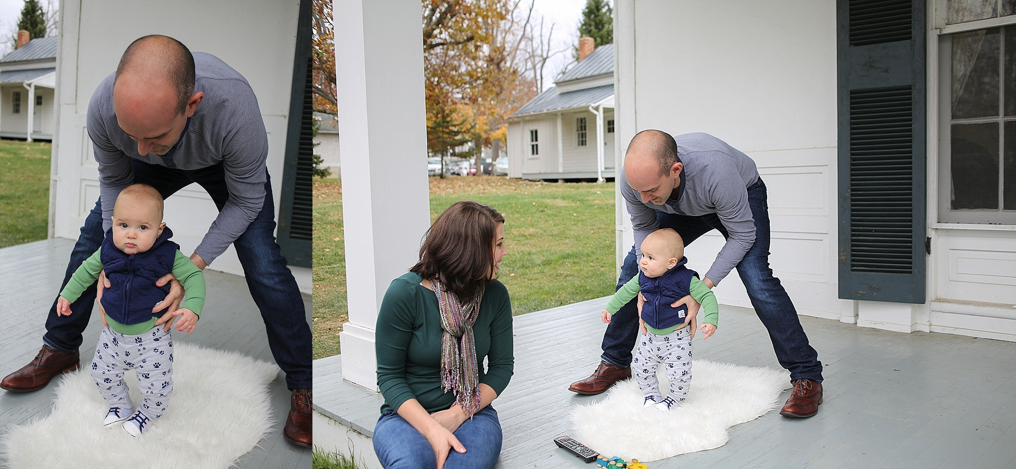 Family Photos at the Virginia Tech Duck Pond   Blacksburg, Virginia Family Portrait Photographer