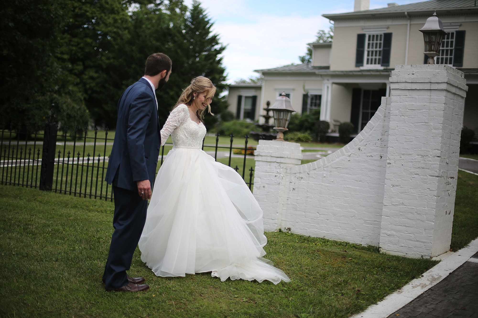 Wytheville Golf Club Wedding Photography | Southwest Virginia Wedding Photographer, Holly Cromer