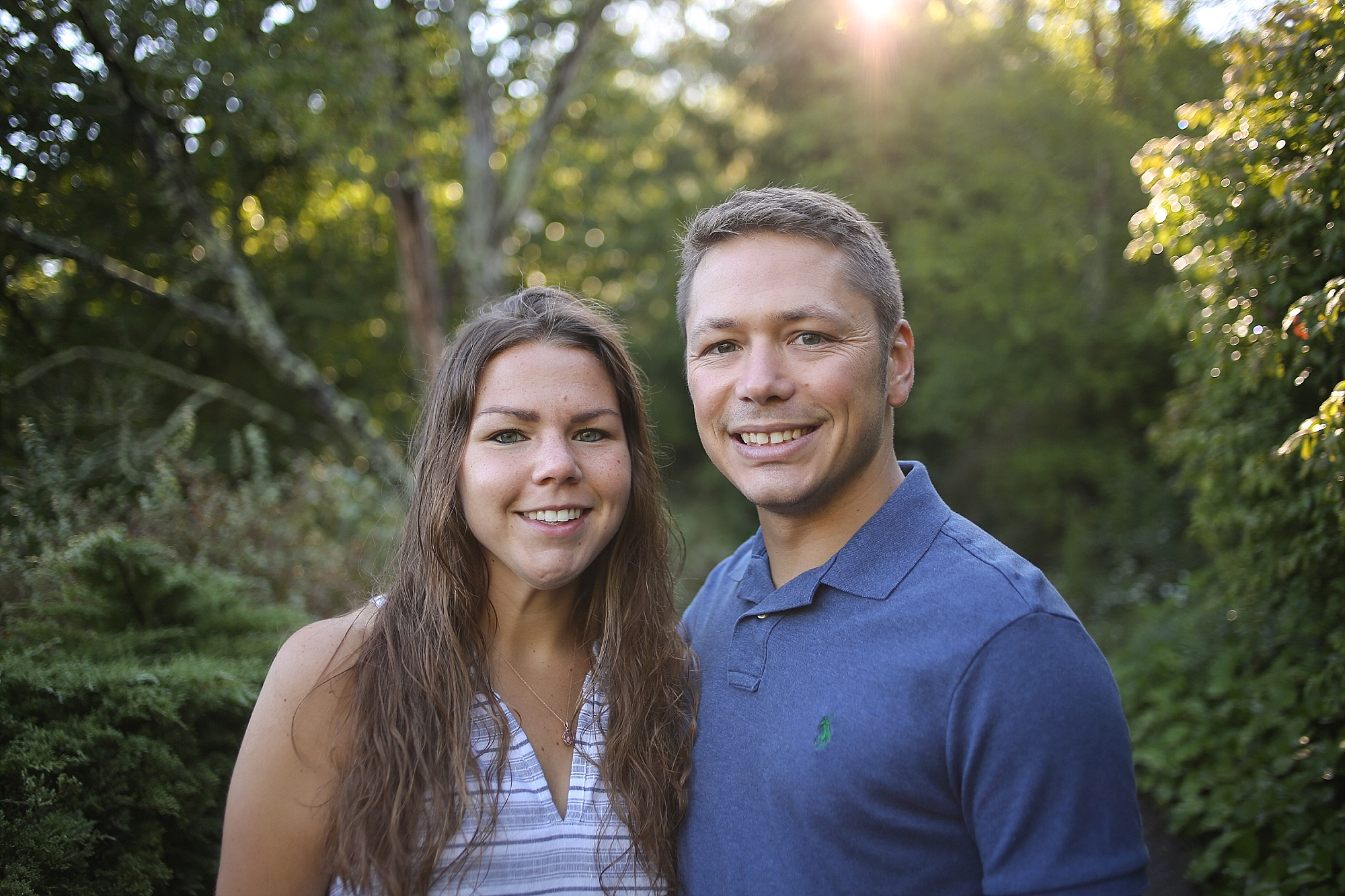 Virginia Wedding Photographers | Mountain Lake Engagement Photos