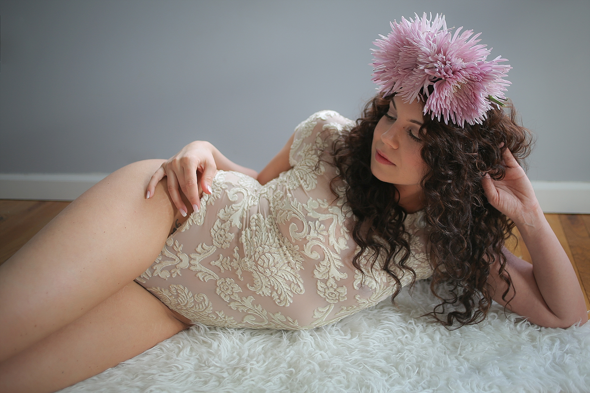 Blacksburg Boudoir Photography