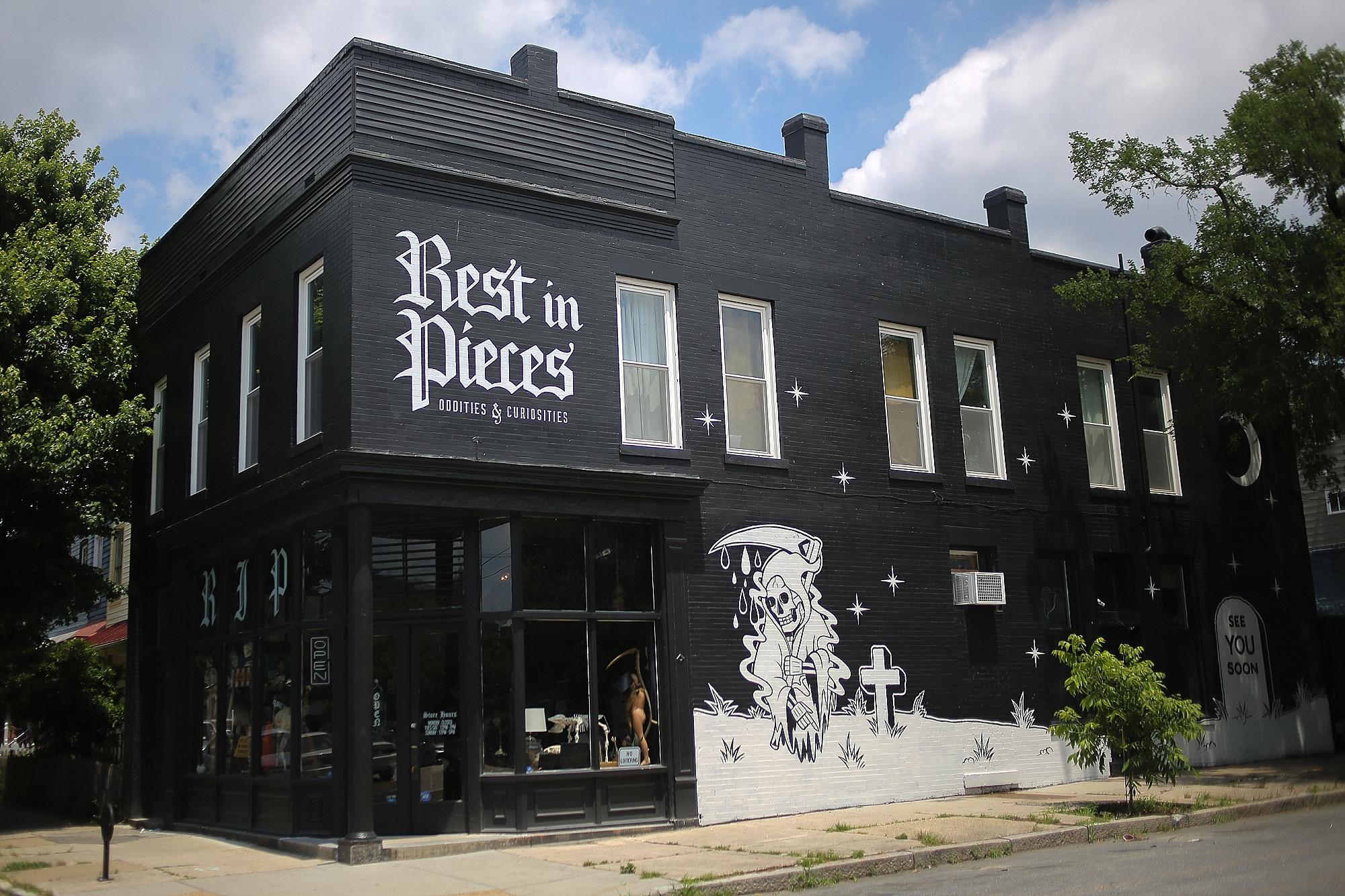 Rest in Pieces | Richmond, Virginia