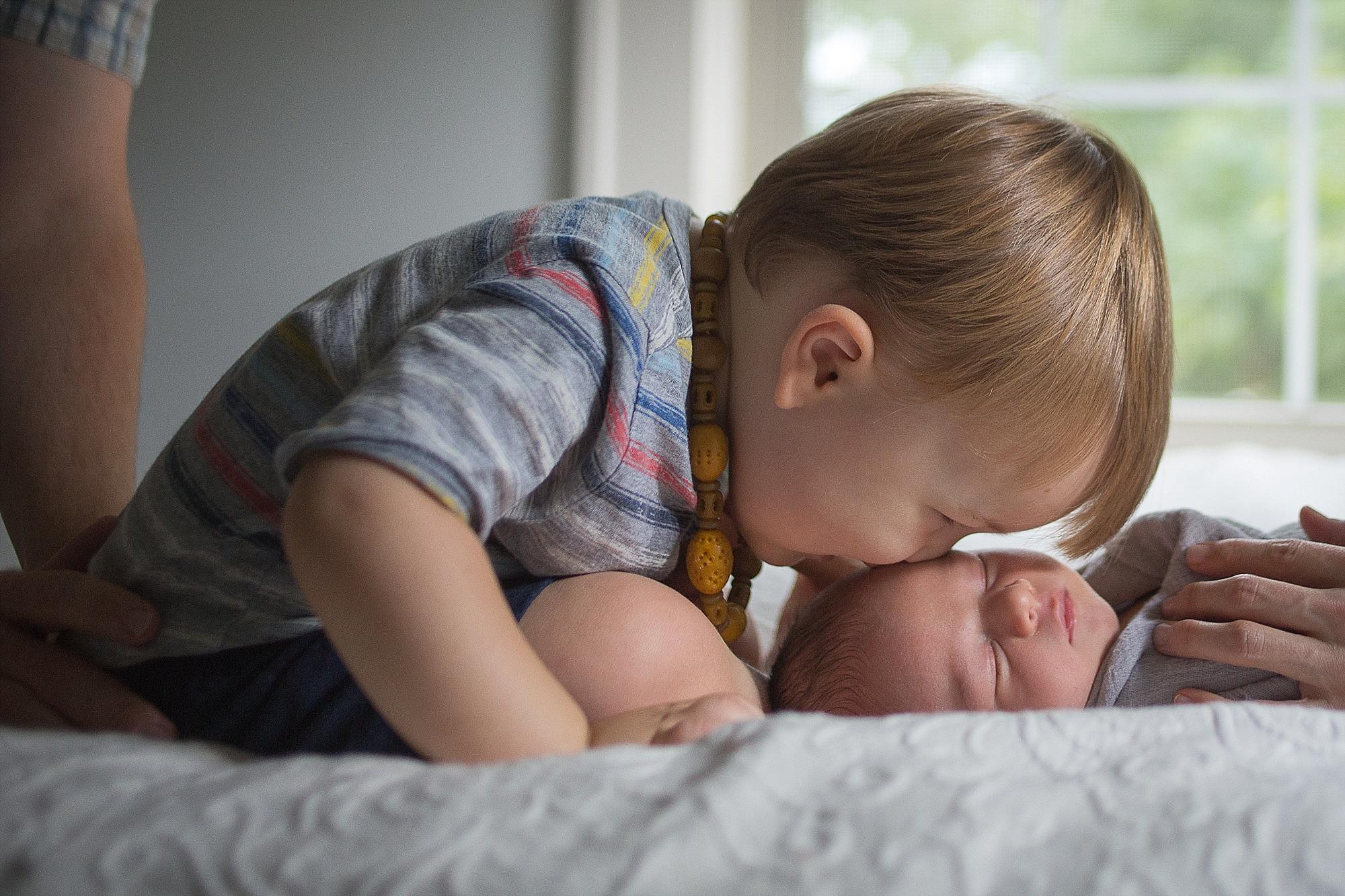 Newborn Baby William | Christiansburg Newborn Baby Photographer, Holly Cromer