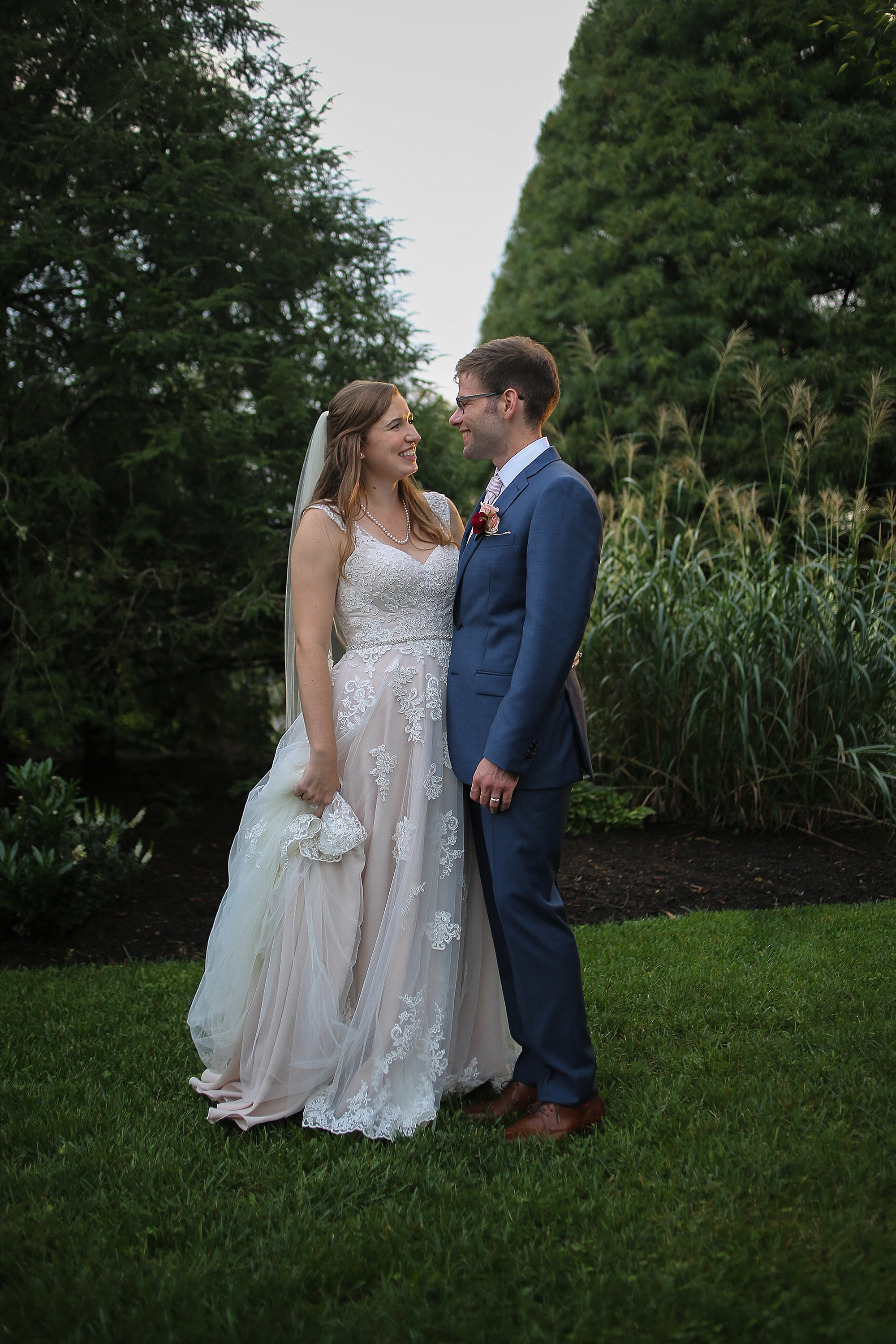 Russell + Emily's German Club at Virginia Tech Wedding | Blacksburg, Virginia Wedding Photographer, Holly Cromer
