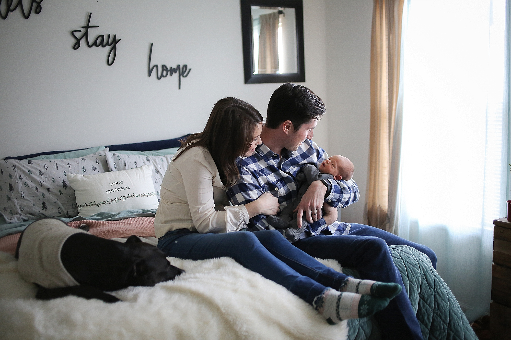 Blacksburg Newborn Baby Photographer, Holly Cromer