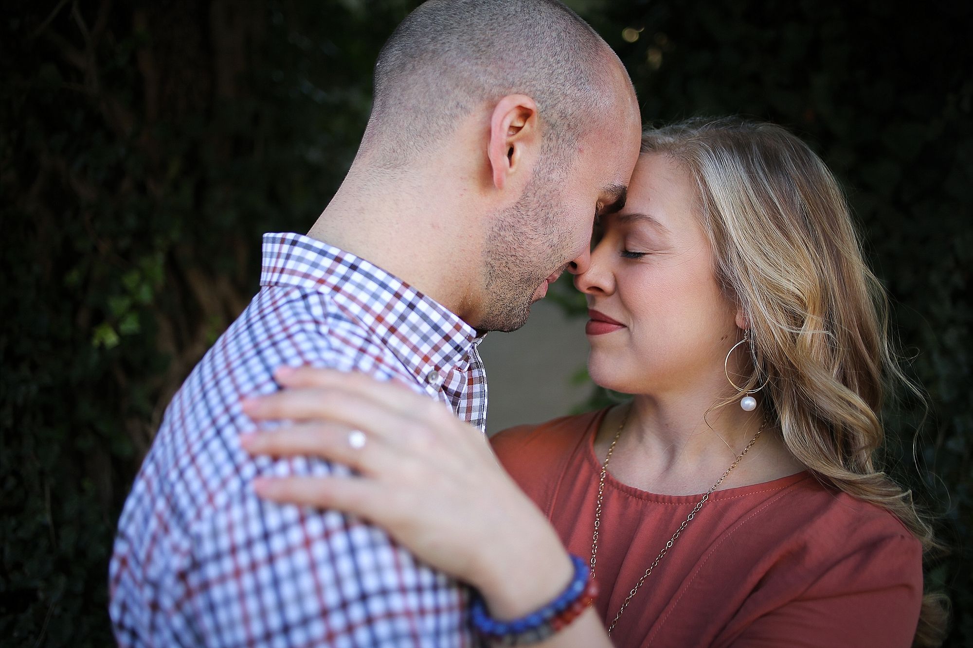 Blacksburg, Virginia Engagement Photos | Virginia Tech Wedding Photographer Holly Cromer