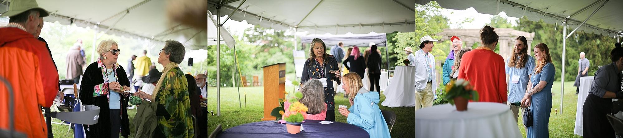Virginia Tech  Hahn Horticulture Garden Gala 2019