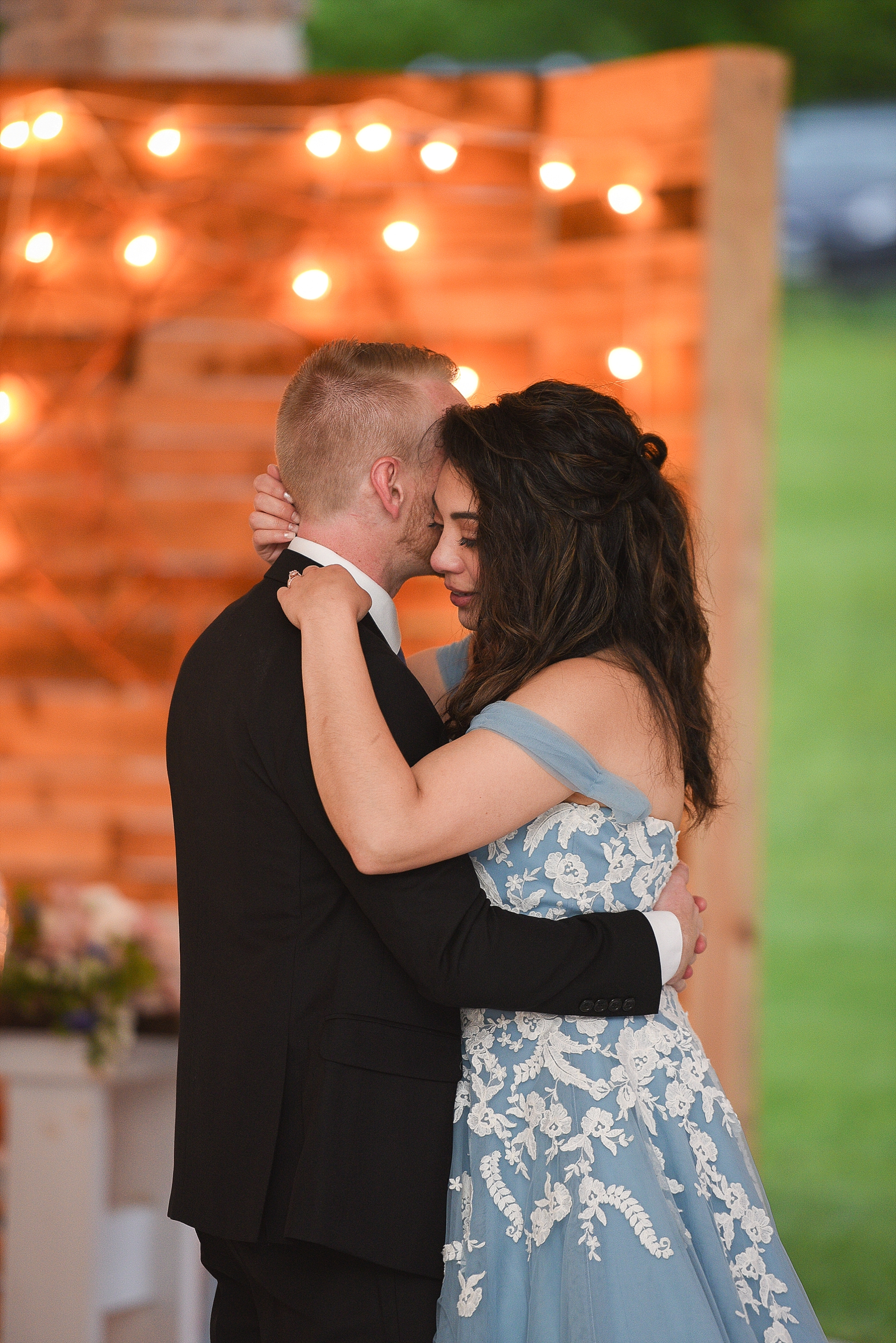 Mel + Taylor's Buckeye Farm Wedding | Blacksburg Wedding Photographer, Holly Cromer