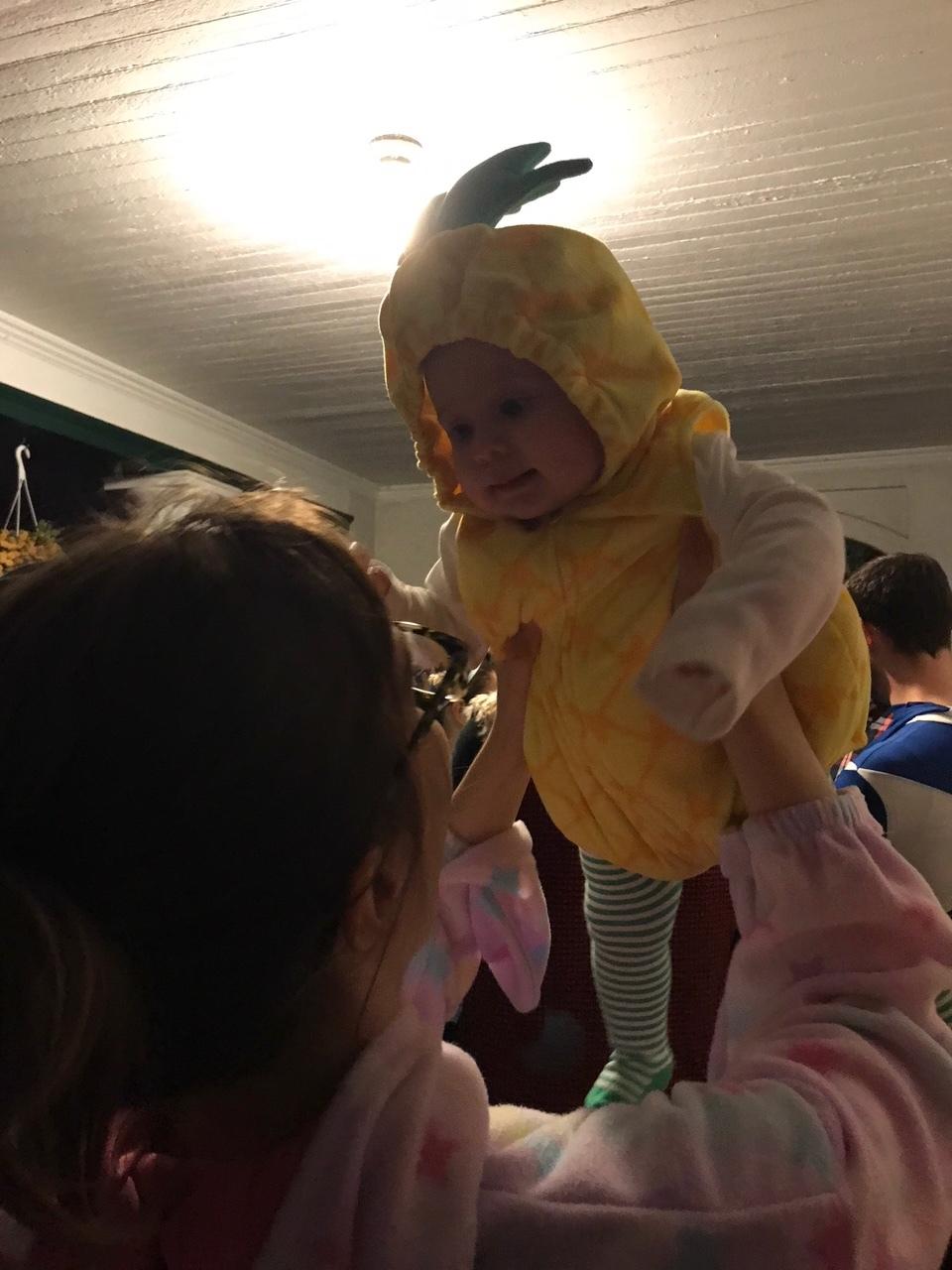 Baby Pineapple!