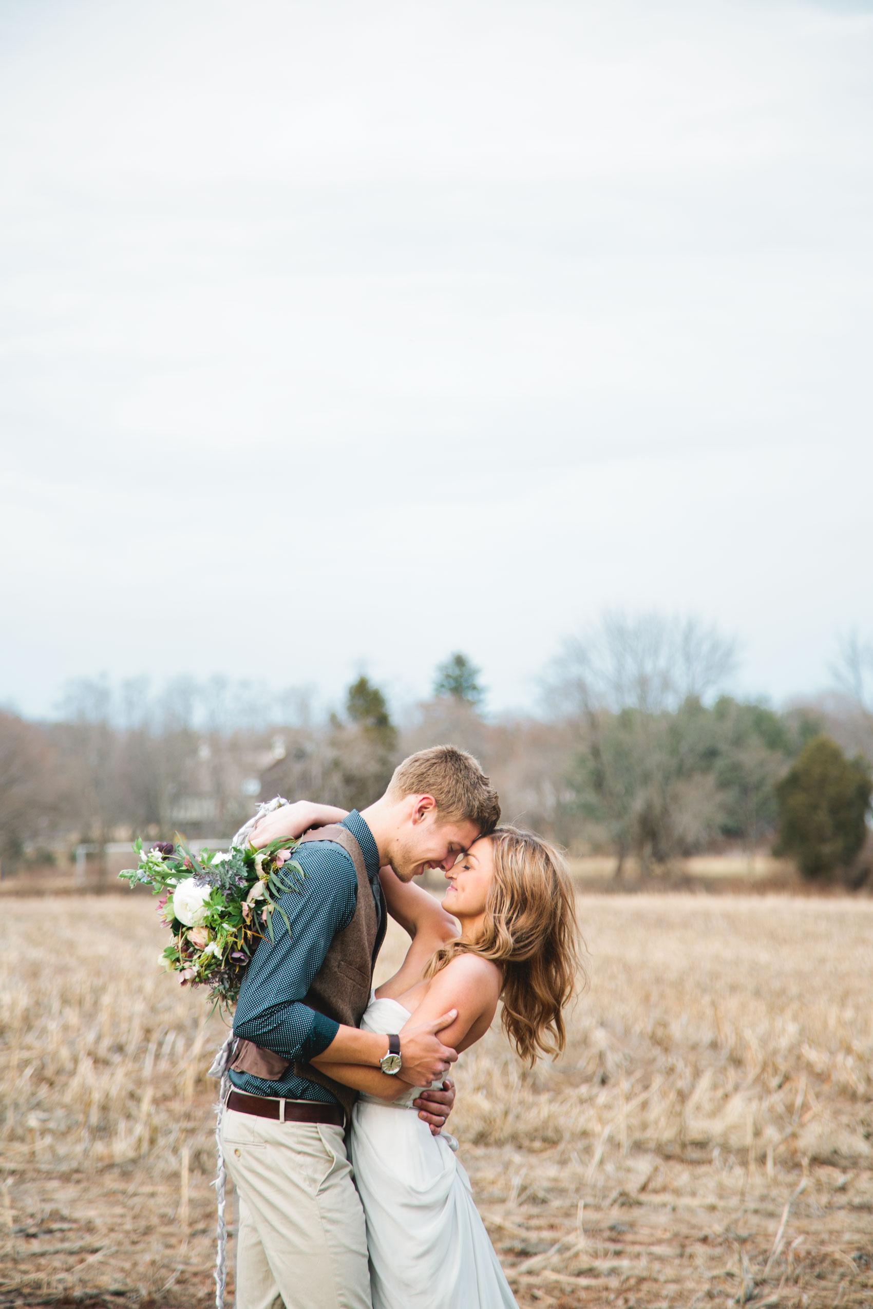 Andrea Tracy Photography PA Bohemian Wedding