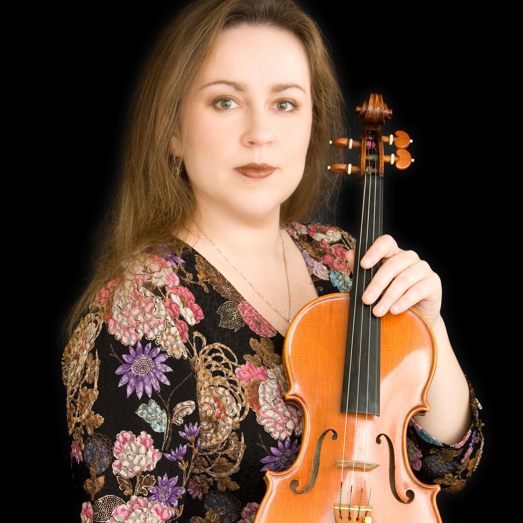 Limor Toren-Immerman, violin