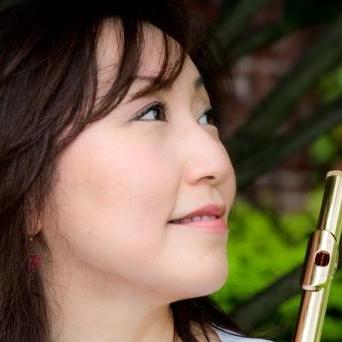 Mihoko Watanabe, flute